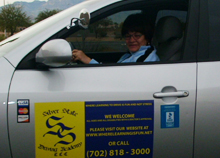 Book your private driving lessons at Silver State Driving Academy.