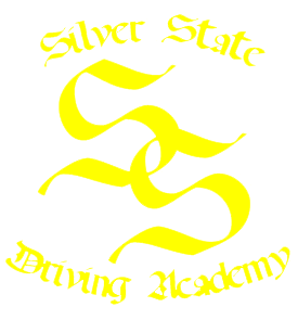 Silver State Driving Academy logo.
